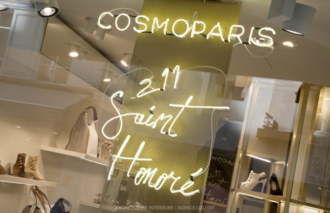 Cosmoparis rue Saint-Honoré Paris 1er