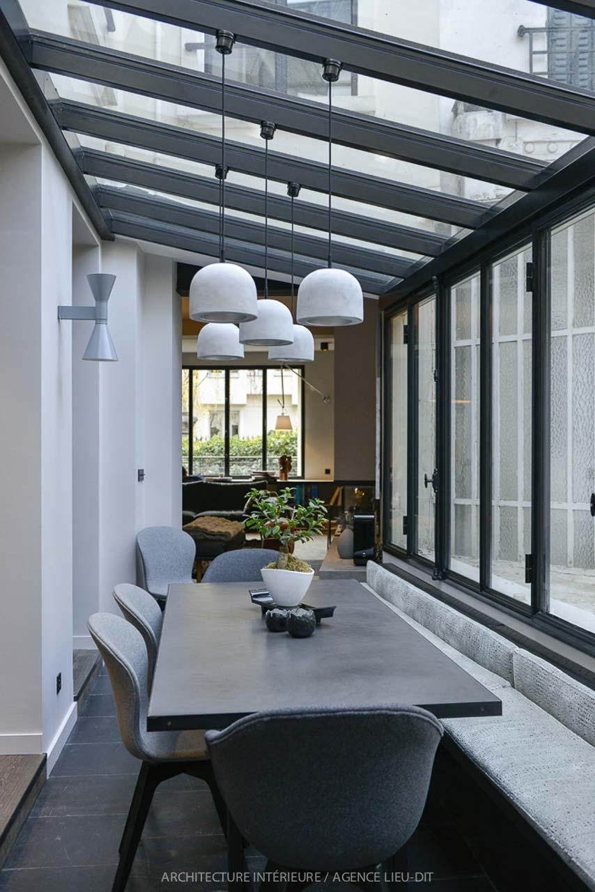 Lieu dit agence architecture int rieure et d coration for Acheter maison paris 16
